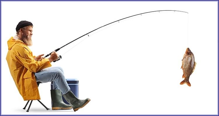 Velünk kifoghatod a NAGY halat! Ha nekünk nem hiszel, járj utána!