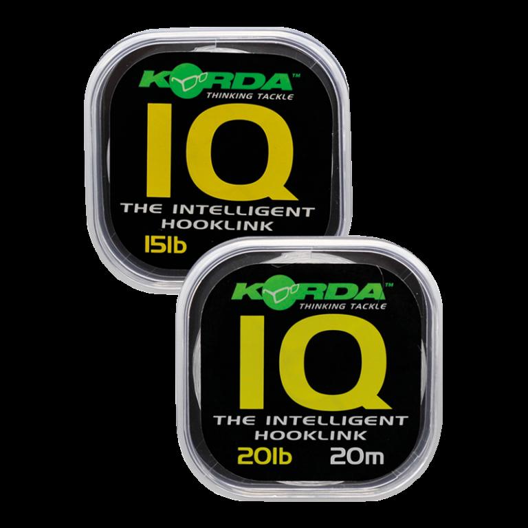 Korda IQ Extra Soft Fluorocarbon Hooklink