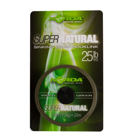 Korda Supernatural Weed Green