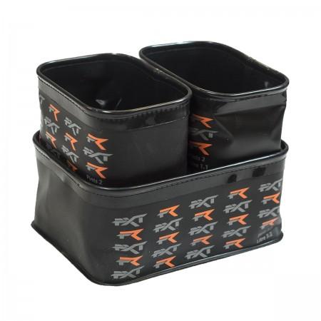 FXT Open top EVA bait containers