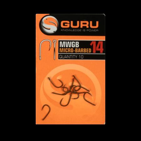 Guru MWG Barbed Hook