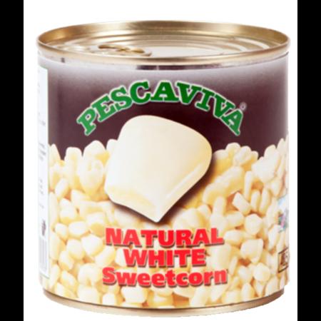 Pescaviva Natural White Sweetcorn