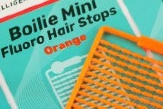 Sedo Boilie Mini Fluoro Hair Stops