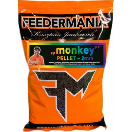 Feedermania Monkey Pellet 2 mm