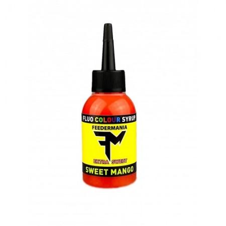 Feedermania Fluoro Colour Syrup Sweet Mango