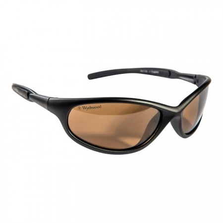 Wychwood Tips Brown Polarised Sunglasses