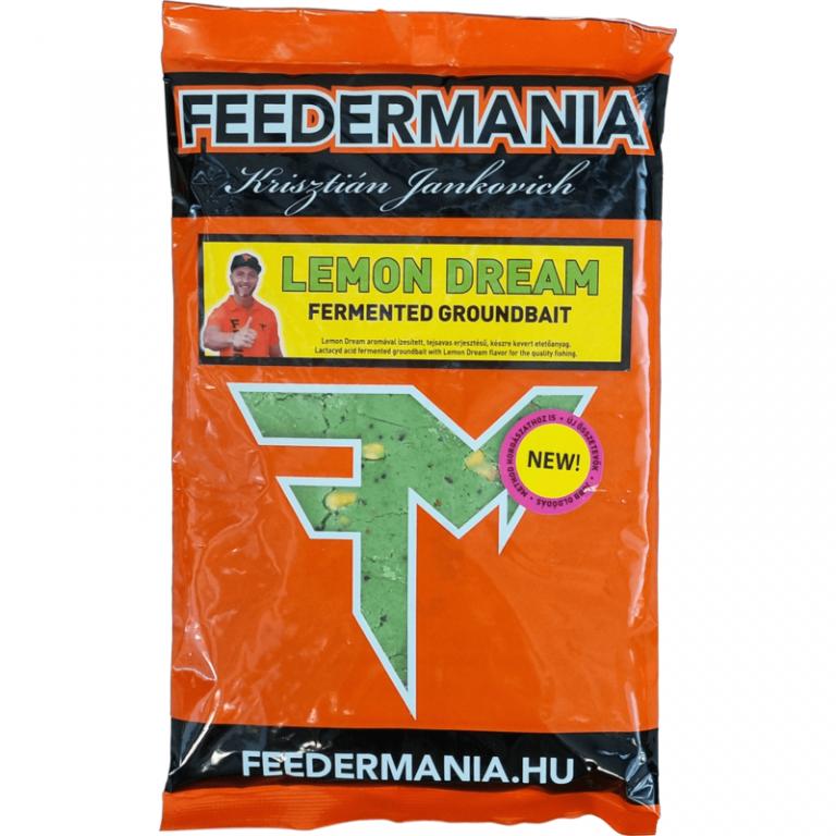 Feedermania Groundbait Fermented Lemon Dream
