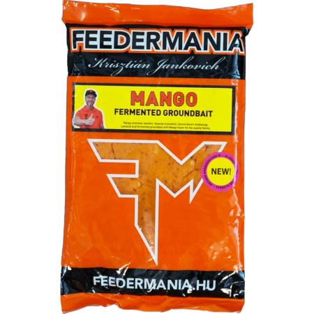 Feedermania Groundbait Fermented Mango