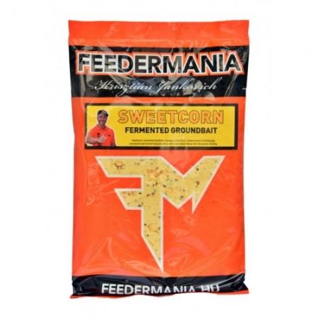 Feedermania Groundbait Fermented Sweetcorn